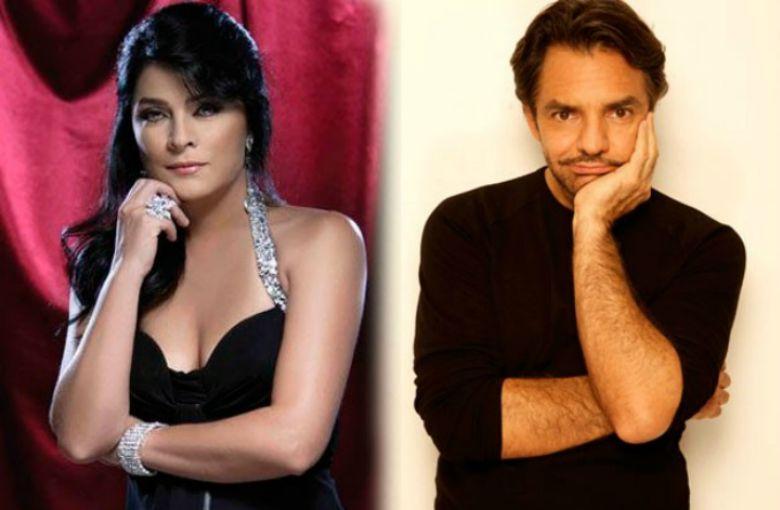 Eugenio Derbez y Victoria Ruffo son abuelos