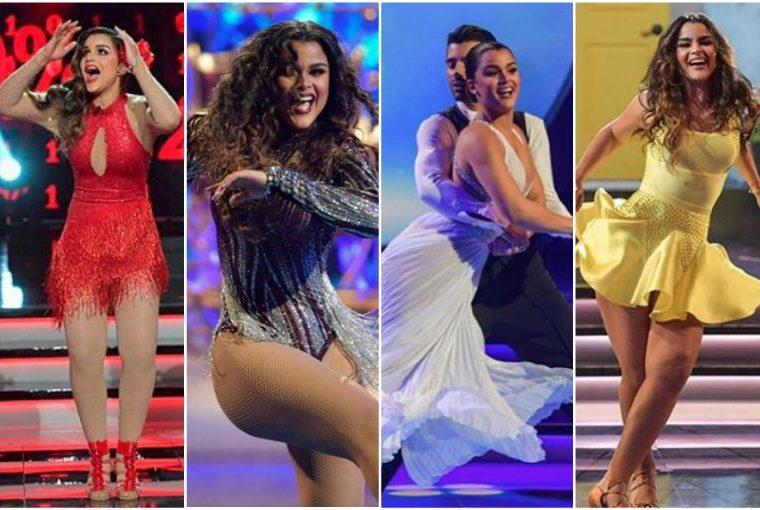 Los mejores momentos de Clarissa Molina en 'Mira Quién Baila'