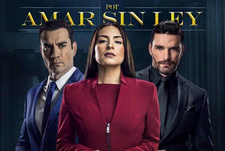 "Univision Announces Season 2 of Hit Legal Drama ""Por Amar Sin Ley"""