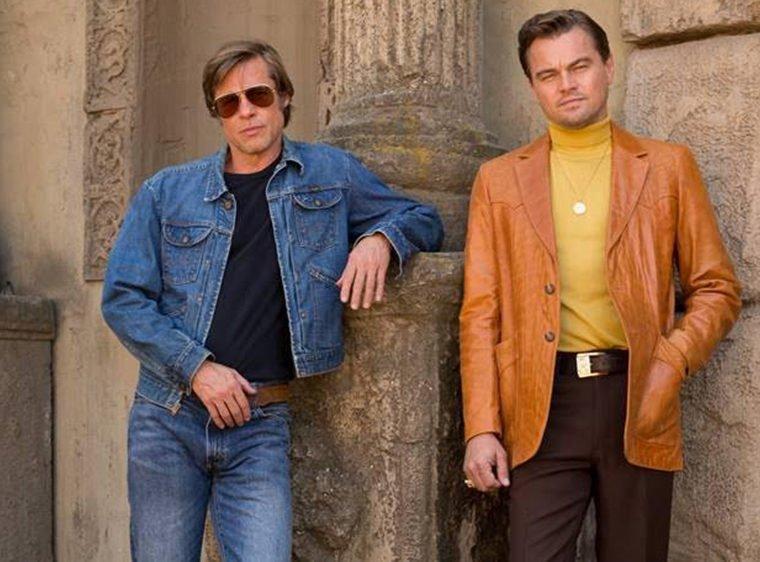 Leonardo DiCaprio y Brad Pitt juntos en el tráiler de 'Once Upon a Time in Hollywood'