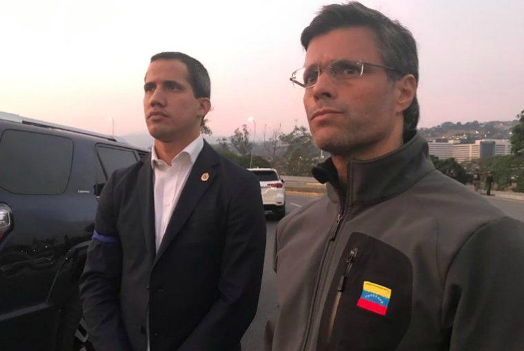 Operación Libertad: famosos alzan sus voces en apoyo a Venezuela