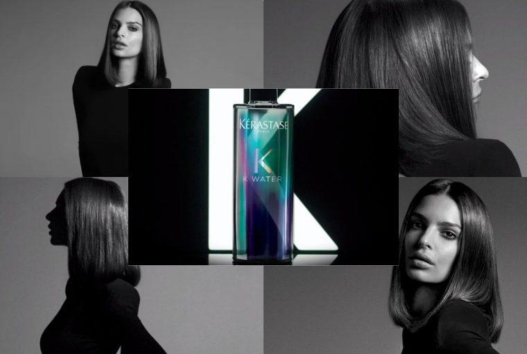 Logra que tu cabello destelle de brillo con 'Kérastase K Water In-Salon Treatment'