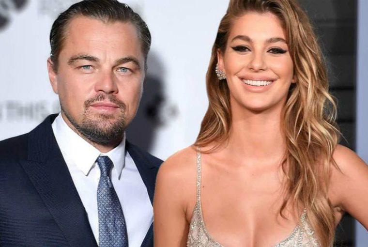 Cuarenta y Veinte: así es el intenso amor entre Leonardo DiCaprio y su novia latina