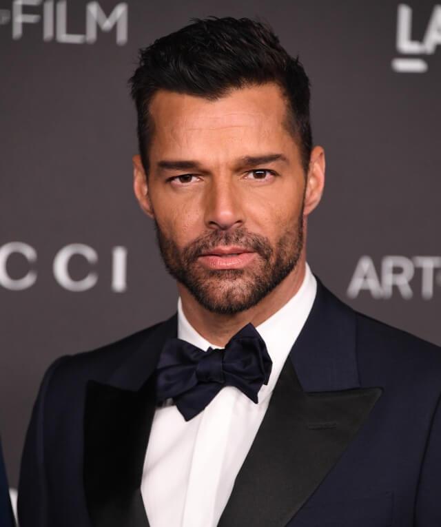 Ricky Martin cuenta cómo fue su vida antes de declararse hay