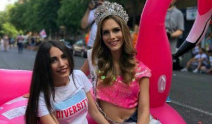 Angela Ponce y su hermana Amanda se ganan todos los likes con su belleza natural
