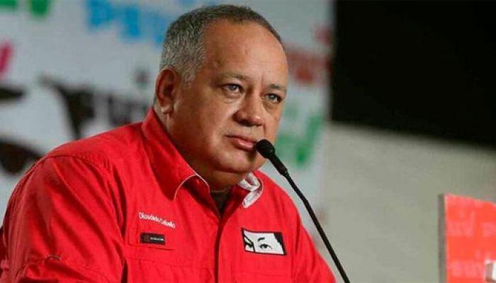 Diosdado Cabello se contagió de coronavirus e indica que ya está recibiendo tratamiento