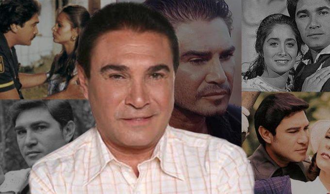 Daniel Alvarado novelas